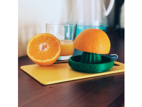 DIY 3D Printed Citrus Juicer