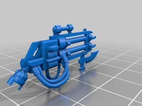 Space Zombies Big Particle Sprayer