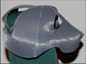 Fursuit- or puppet-head base - version9