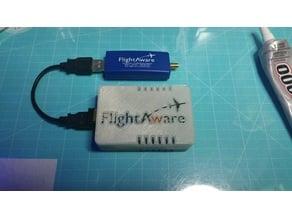 FlightAware Raspberry Pi case