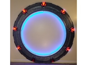 5ft Lighted Stargate