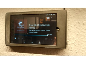 Amazon Fire HD 8 Wandhalterung