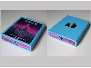 NEW SHELL FOR BOOTLEG 32 IN 1 ATARI 2600 GAMES