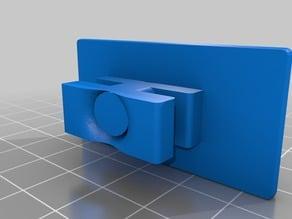 Benchy Holder For Robo 3D R1