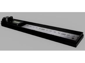 Case for Digital Angle Ruler 360 Degree 200mm