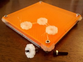 XY Leveling Gears for the Instant Platform Adjuster