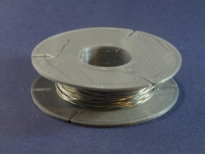 Customizable wire spool