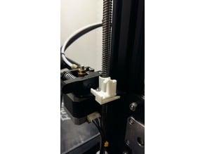 Guide filament stabilisé