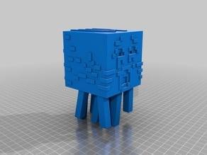 Minecraft Ghast Figure