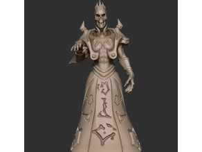Stylized Undead Lord