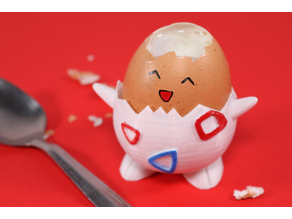 Pokemon Togepi Egg Cup