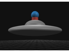 UFO cup cover
