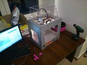 A new printer IdeaLab One 3d printer