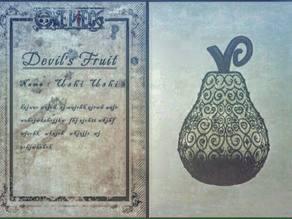 Onepiece : Devil's Fruit : Dalton Ushi Ushi(concept model)