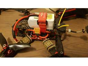 XT60 holder Martian II Alien FPV Drone