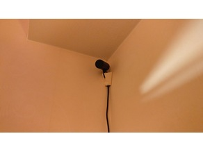 Oculus sensor corner wall mount