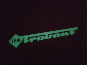 IFA Trabant Logo