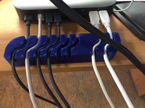 Mac mini (2018) cable organizer