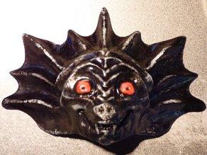 Gargoyle for door