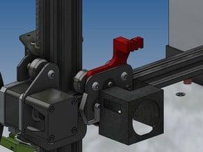 Guide Gaine filament et flis pour Ender 3