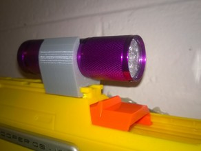 Nerf Rail Accessory, Light Holder
