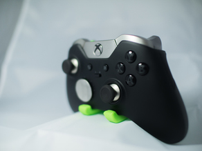 "Max's Xbox One Elite Wireless Controller Wall Mount - ""Proto X"""