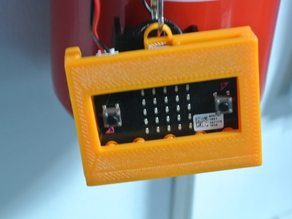 BBC Micro Bit Case and Battery Holder