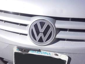 VW GOL TREND 2007 FRONT EMBLEM