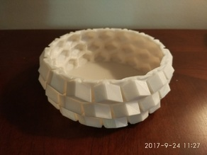 Honeycomb Planter Pot
