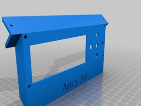 Anet A8 LCD holder