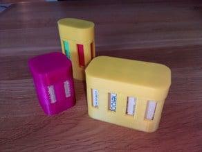 Ultimate customizable battery box