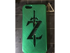 iPhone 6s Plus Zelda Z Case