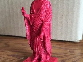 Standing Buddha Marcus Aurelius
