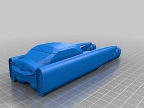 TOSTEC 18-4 Fermionic Car