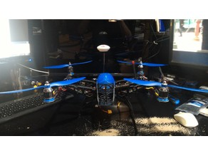Hercules 500mm QuadCopter Dome