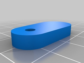 Anet a8 Y/Z Guide Rod Plate