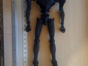 eva00 ball jointed 20cm height