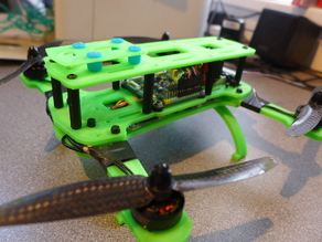 Hammer Mini H Quad v3.0 - Converted to 3D