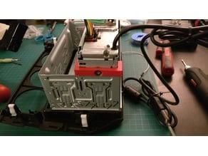 Mazda MX-5 radio fixing bracket (for Sony XAV-AX3005DB)
