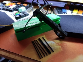 Repeating Mini Crossbow Box