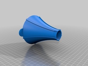 Funnel for Dacia