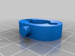 Bearing / Shaft Mount (No Pins) - Da Vinci 1.0 / 2.0 - 3D Printer