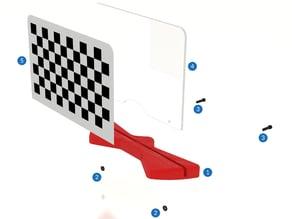 BQ Ciclop Scanner Pattern Surface