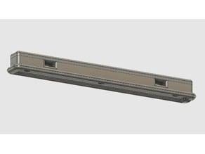 LED Lightbar Holder for Prusa i3 Under-MMU mounting.