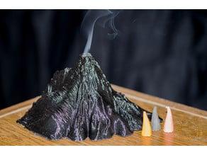 Incense Volcano