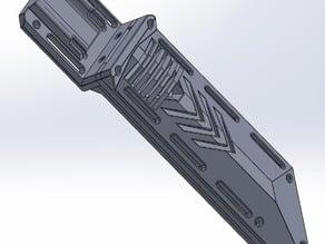 Custom Knife Sheath!