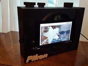 Pikon personal portable photobooth