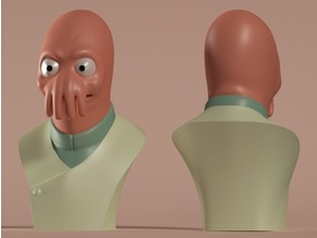 Dr. Zoidberg Bust