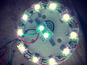 Modified Crystal for WS2812 LEDs