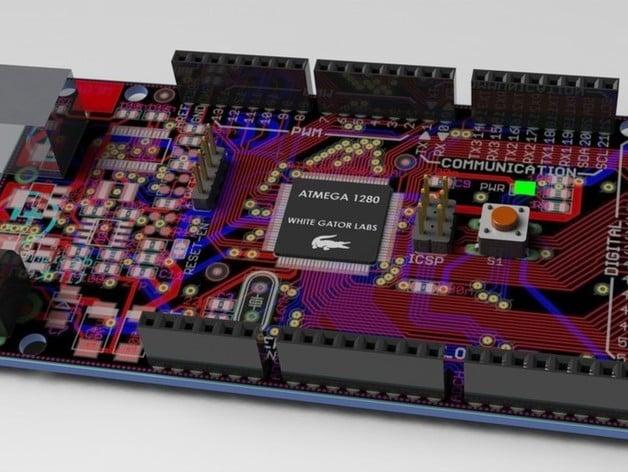 laser cut arduino mega 3D Models to Print - yeggi